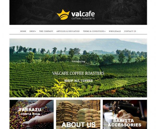 ValCafe eShop