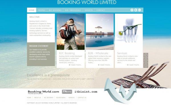 Booking World Ltd