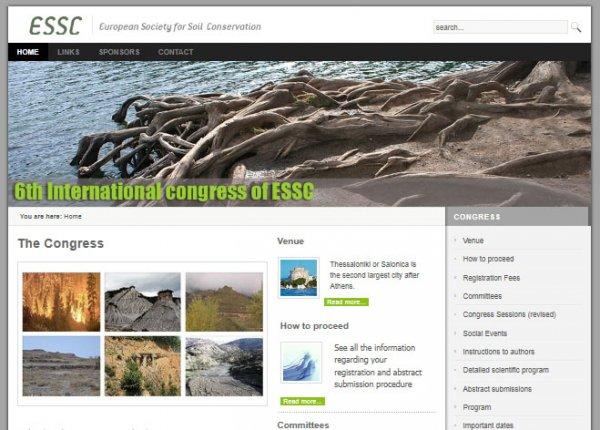 6th International ESSC Congress
